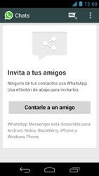 Configuración de Whatsapp - Motorola RAZR D3 XT919 - Passo 10