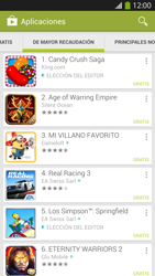 Instala las aplicaciones - Samsung Galaxy S4  GT - I9500 - Passo 8
