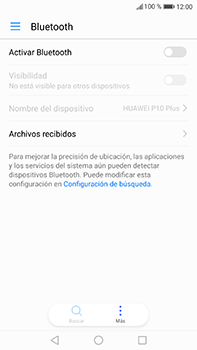 Conecta con otro dispositivo Bluetooth - Huawei P10 Plus - Passo 4