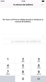 Configuración de Whatsapp - Apple iPhone 7 Plus - Passo 7
