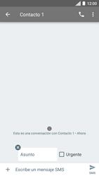 Envía fotos, videos y audio por mensaje de texto - Motorola Moto C - Passo 7
