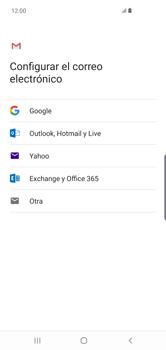 Configura tu correo electrónico - Samsung S10+ - Passo 9