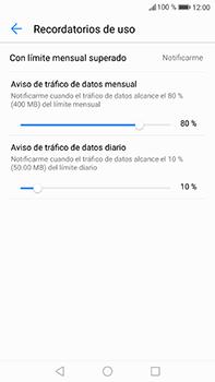 Desactivación límite de datos móviles - Huawei P10 Plus - Passo 8