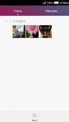 Transferir fotos vía Bluetooth - Huawei Y3 II - Passo 4