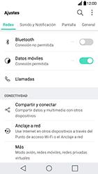 Configura el hotspot móvil - LG G5 - Passo 3
