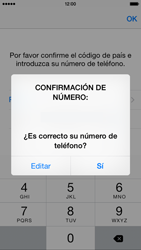 Configuración de Whatsapp - Apple iPhone 6 - Passo 8