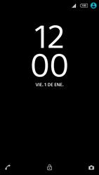 Bloqueo de la pantalla - Sony Xperia Z5 Compact - E5823 - Passo 5