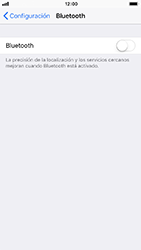 Conecta con otro dispositivo Bluetooth - Apple iPhone 8 - Passo 4
