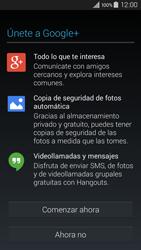 Crea una cuenta - Samsung Galaxy A3 - A300M - Passo 18