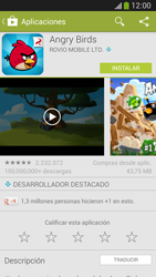 Instala las aplicaciones - Samsung Galaxy Zoom S4 - C105 - Passo 17