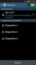 Conecta con otro dispositivo Bluetooth - Samsung Galaxy Zoom S4 - C105 - Passo 6