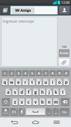 Envía fotos, videos y audio por mensaje de texto - LG G2 - Passo 7
