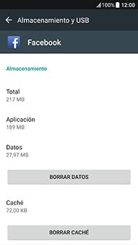 Limpieza de aplicación - HTC U11 - Passo 6