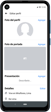 Android Facebook