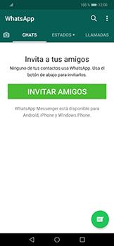 Configuración de Whatsapp - Huawei Mate 20 Lite - Passo 11