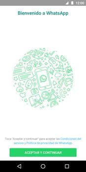 Configuración de Whatsapp - Motorola Moto E5 - Passo 4