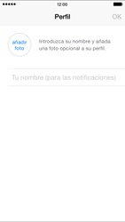 Configuración de Whatsapp - Apple iPhone 6 Plus - Passo 11