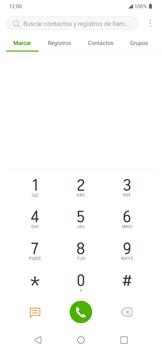 Cómo ver dos aplicaciones a la vez en pantalla - LG K50s - Passo 2