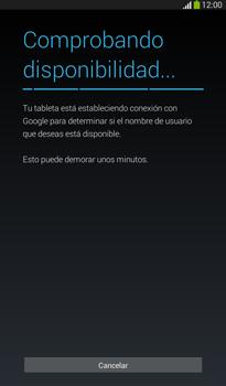 Crea una cuenta - Samsung Galaxy Tab 3 7.0 - Passo 8