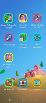 Cómo habilitar el Ambiente de Niños - Samsung Galaxy S20 - Passo 8