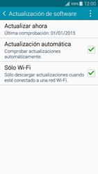 Actualiza el software del equipo - Samsung Galaxy A3 - A300M - Passo 7