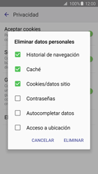 Limpieza de explorador - Samsung Galaxy S6 Edge - G925 - Passo 9
