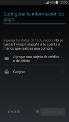 Crea una cuenta - Samsung Galaxy A3 - A300M - Passo 19
