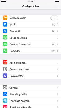 Desactiva tu conexión de datos - Apple iPhone 7 Plus - Passo 2