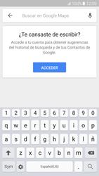Uso de la navegación GPS - Samsung Galaxy S7 - G930 - Passo 7