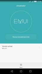 Actualiza el software del equipo - Huawei Y6 - Passo 5