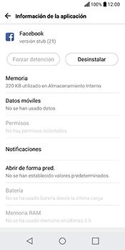 Limpieza de aplicación - LG Q6 - Passo 5