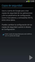 Crea una cuenta - Samsung Galaxy S4  GT - I9500 - Passo 22