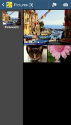 Transferir fotos vía Bluetooth - Samsung Galaxy Zoom S4 - C105 - Passo 5
