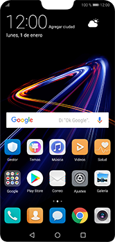 Cómo insertar la SIM card - Huawei P20 Lite - Passo 1