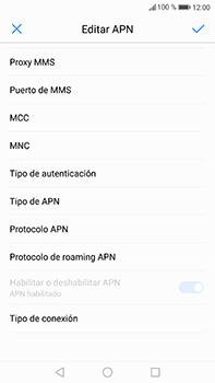 Configura el Internet - Huawei P10 Plus - Passo 12