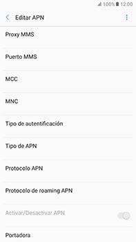 Configura el Internet - Samsung Galaxy A7 2017 - A720 - Passo 13