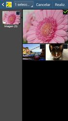 Envía fotos, videos y audio por mensaje de texto - Samsung Galaxy Zoom S4 - C105 - Passo 18