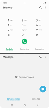 Cómo ver dos aplicaciones a la vez en pantalla - Samsung Galaxy A51 - Passo 7