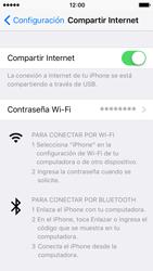 Comparte la conexión de datos con una PC - Apple iPhone SE - Passo 8