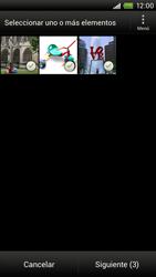 Transferir fotos vía Bluetooth - HTC ONE X  Endeavor - Passo 10