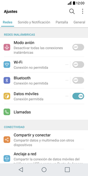 Conecta con otro dispositivo Bluetooth - LG G6 - Passo 4