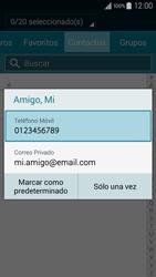 Envía fotos, videos y audio por mensaje de texto - Samsung Galaxy A3 - A300M - Passo 7