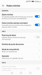 Desactiva tu conexión de datos - Huawei P9 Lite 2017 - Passo 4