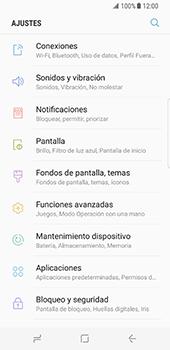 Desactiva tu conexión de datos - Samsung Galaxy S8 - Passo 3