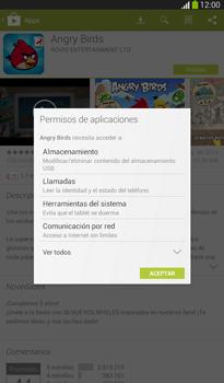 Instala las aplicaciones - Samsung Galaxy Tab 3 7.0 - Passo 18