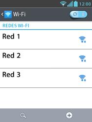 Configura el WiFi - LG Optimus L3 II - Passo 6