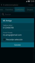 Envía fotos, videos y audio por mensaje de texto - Samsung Galaxy S5 - G900F - Passo 6
