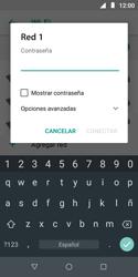 Configura el WiFi - Motorola Moto E5 Play - Passo 8