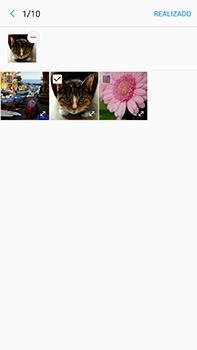 Envía fotos, videos y audio por mensaje de texto - Samsung Galaxy A7 2017 - A720 - Passo 15