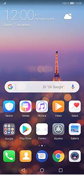¿Tu equipo puede copiar contactos a la SIM card? - Huawei P20 Pro - Passo 2